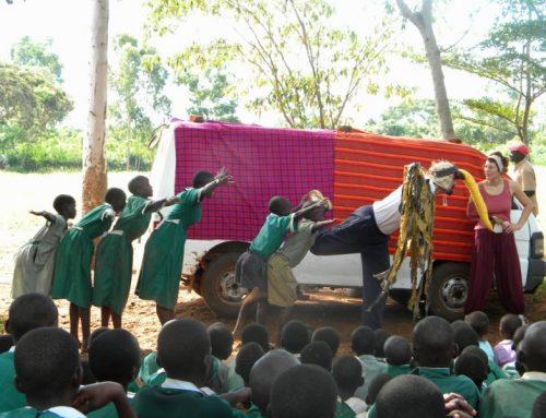 Kenija – humanitarni projekt 2010